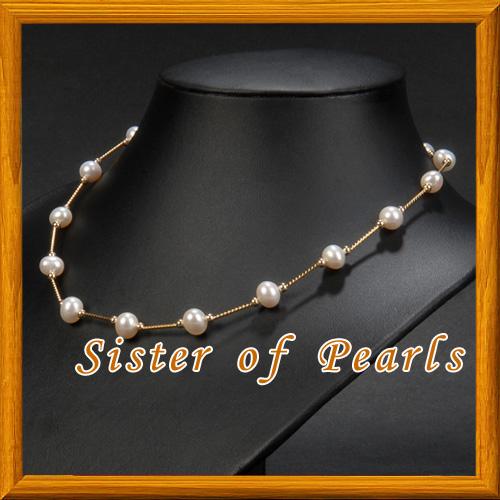 collier perle de culture histoire d'or